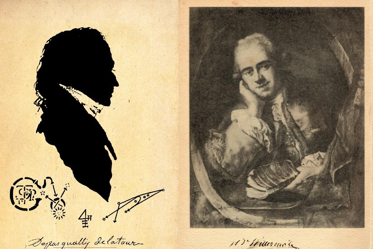 Martinès de Pasqually - Jean-Baptiste Willermoz