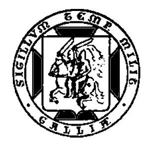 Sceaux GDDG 1935 -
