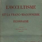 occultisme-et-la-franc-maconnerie-ecossaise