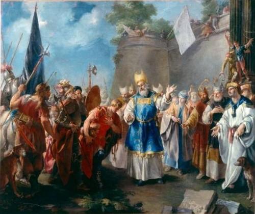 Grand Prêtre II