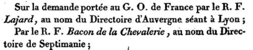 Traité 1811 -