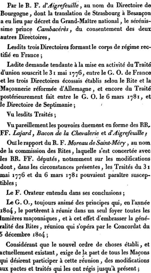 Traité 1811